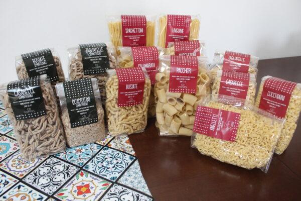 Box pasta