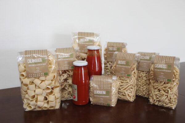 Box Pasta Bio